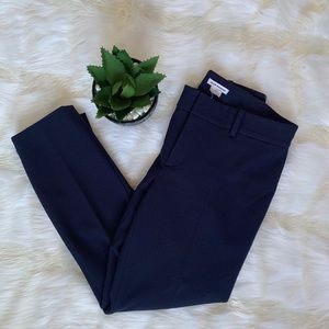 CLUB MONACO / SKINNY WORK DRESS PANT SZ FOUR